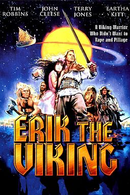 Erik the Viking (1989) [DVD]