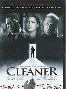 Cleaner (2007) [DVD]