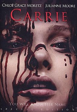 Carrie (2013) [DVD]