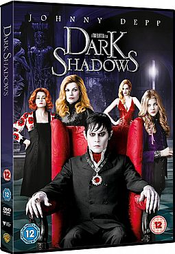 Dark Shadows (2012) [DVD]