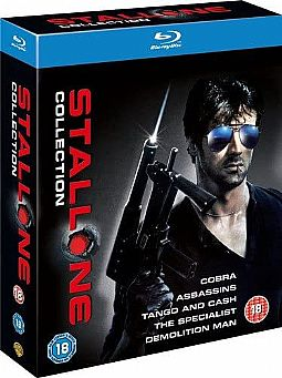 The Sylvester Stallone Collection [Blu-ray] [5 ταινιες]