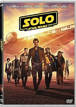 Solo: A Star Wars Story (2018) [DVD]