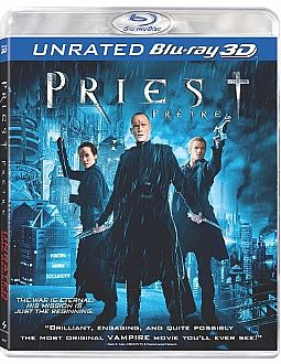 Priest (2011) [3D Blu-ray]