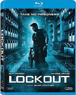 Lockout (2013) [Blu-ray]