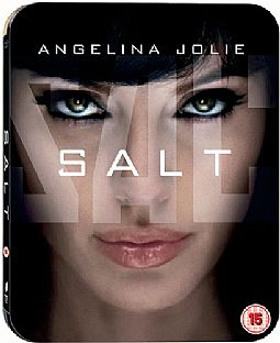 Salt [Blu-ray] [Steelbook]
