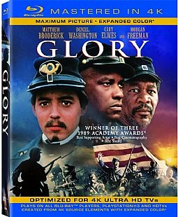 Glory [Blu-ray] [Remastered in 4k]