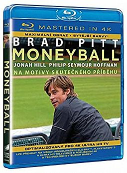 Moneyball [Blu-ray] [Remastered in 4K]
