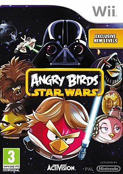 Angry Birds Star Wars [Wii]