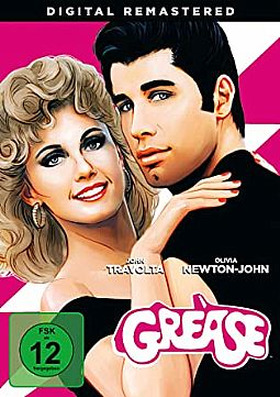 Grease (1978) [DVD]