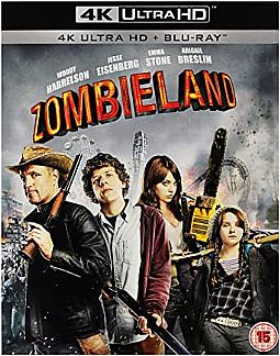 Zombieland (2009) [4K Ultra HD + Blu-ray]