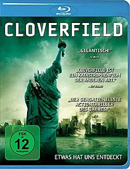 Cloverfield (2008) [Blu-ray]