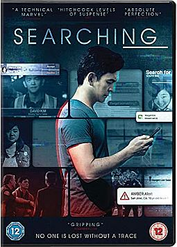 Searching (2018) [DVD]