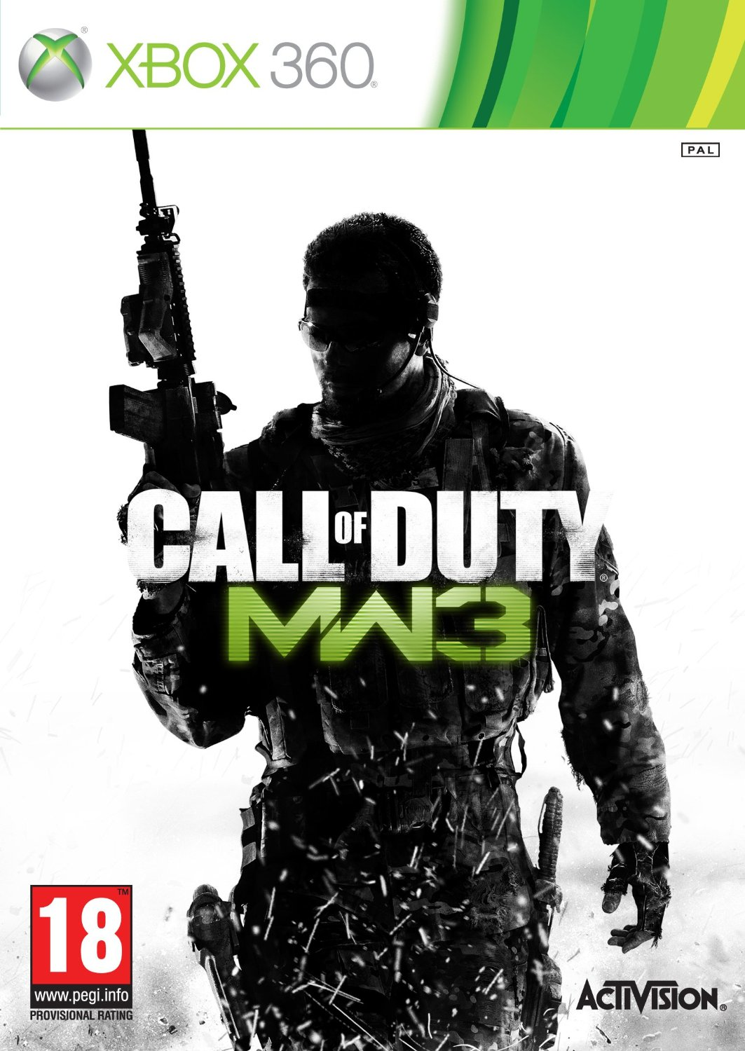 Call of Duty: Modern Warfare 3 [Xbox 360]