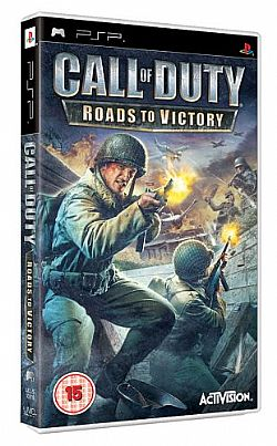Call of Duty 3: Roads to Victory [PSP]