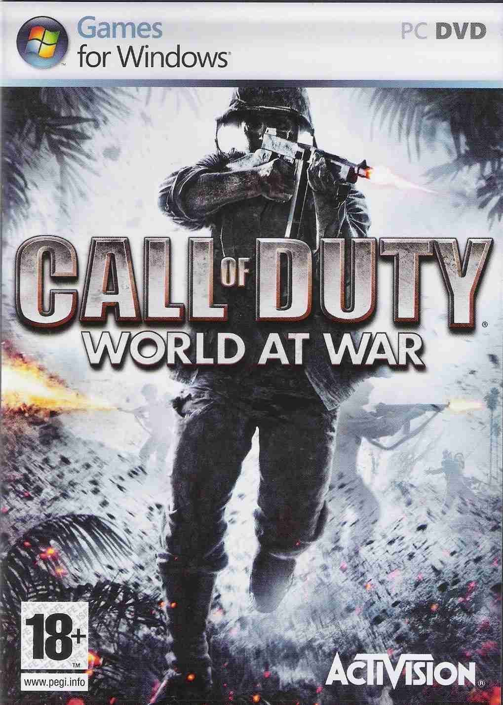 Call of Duty: World at War [PC]