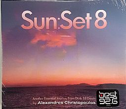 Sun:Set 8 by Alexandros Christopoulos [2CD]