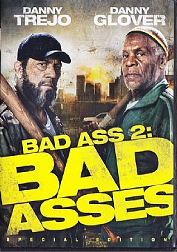 Bad Ass 2: Bad Asses [DVD]