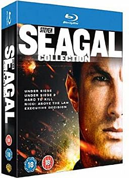 Steven Seagal Collection [Box-set 5 Discs]