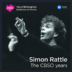 Simon Rattle - The CBSO Years [Box-set]