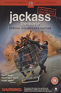 Jackass The Movie [DVD] [2003]