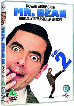 Mr Bean Series 1 Volume 2 [DVD]