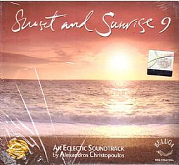 SunSet and sunrise 9 by Alexandros Christopoulos [2CD]