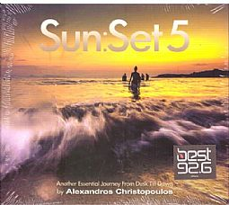 Sun:Set 5 by Alexandros Christopoulos [2CD]