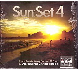 Sun:Set 4 by Alexandros Christopoulos [2CD]