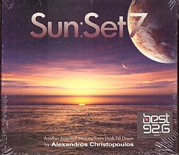 Sun:Set 7 by Alexandros Christopoulos [2CD]