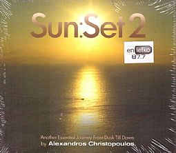 Sun:Set 2 by Alexandros Christopoulos [2CD]