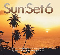 Sun:Set 6 by Alexandros Christopoulos [CD]