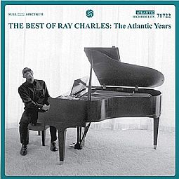 The Best Of Ray Charles: The Atlantic Years (Color Double Lp)[VINYL]