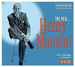 The Real Henry Mancini [Box set] [3CD]