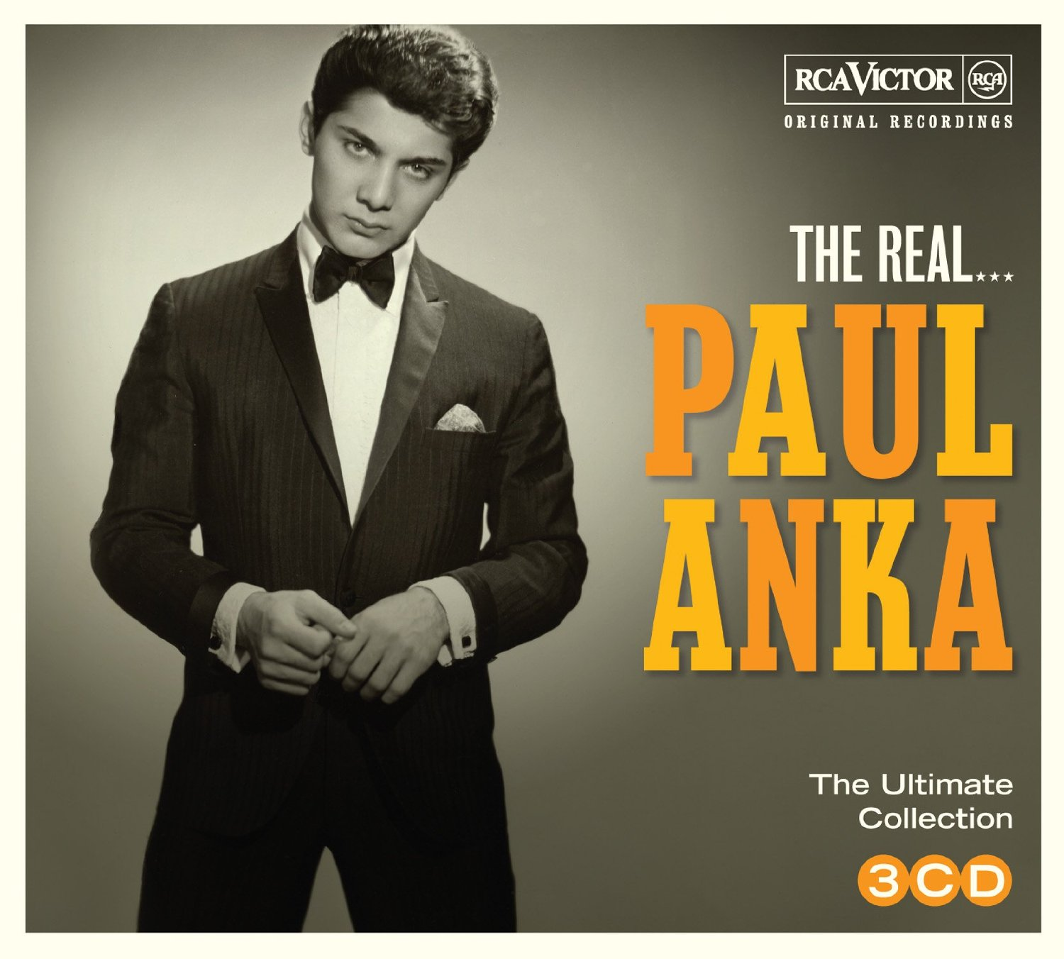 The Real... Paul Anka [Box set] [3CD]