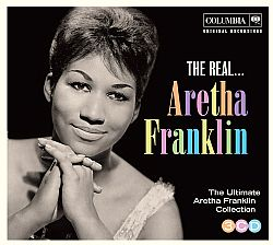 The Real Aretha Franklin [Box set] [3CD]