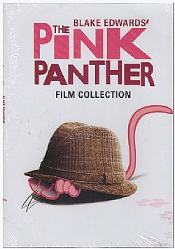 The Pink Panther Film Collection [5DVD]