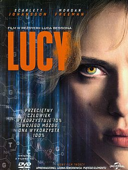 Lucy (2014) [DVD]