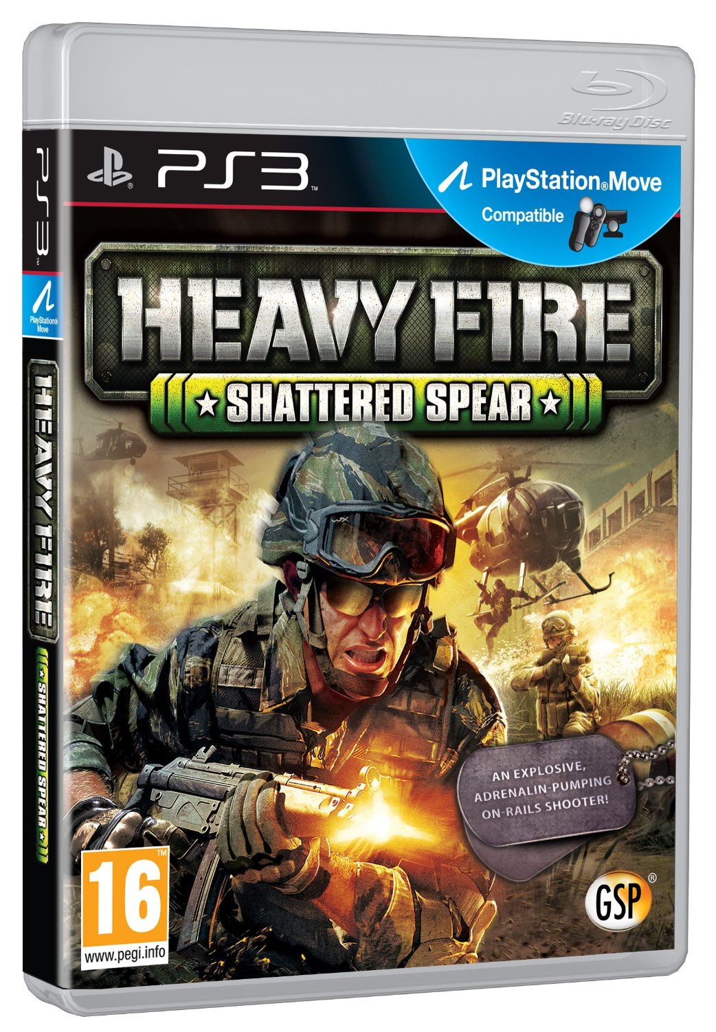 Heavy Fire: Shattered Spear [PS3]