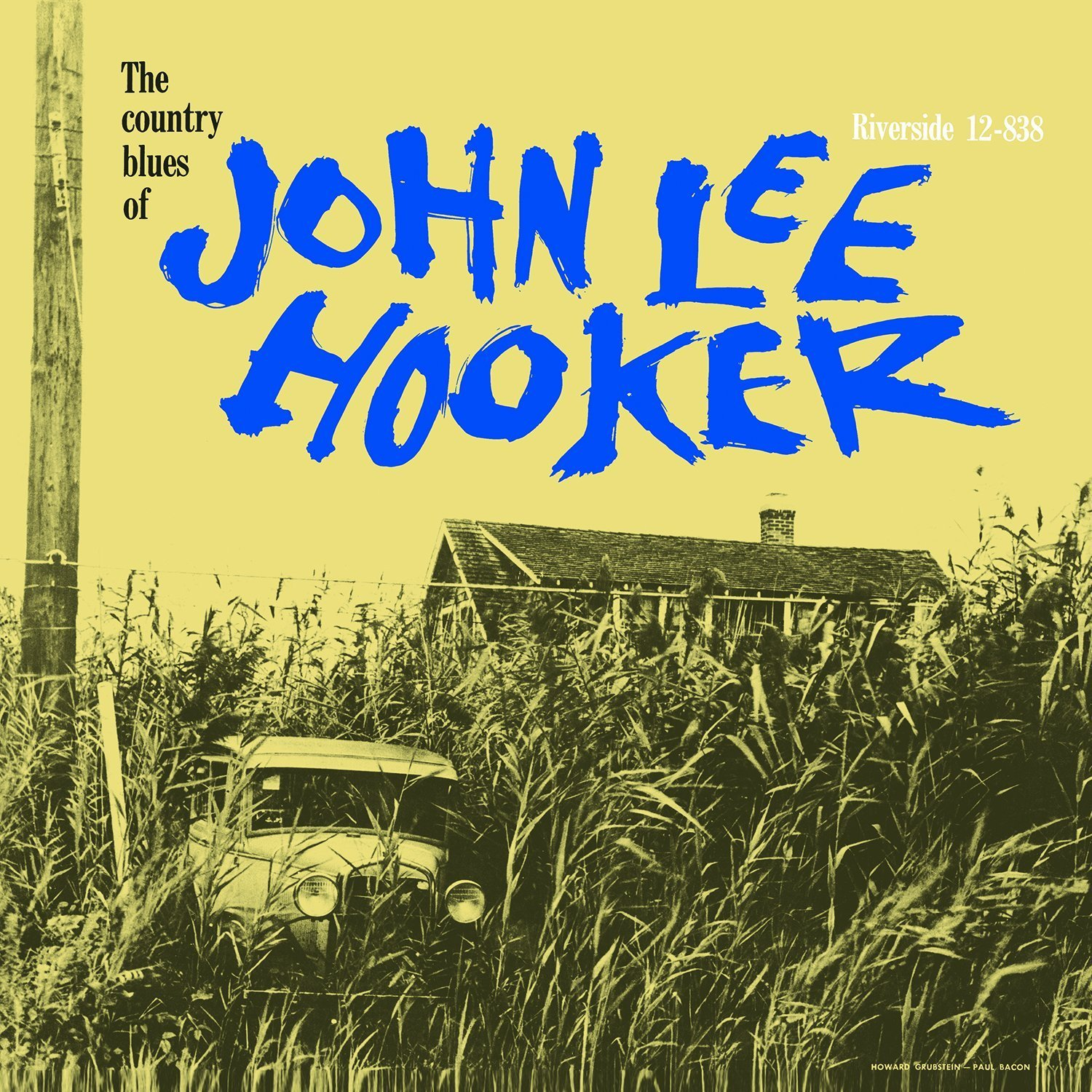 Country Blues of John Lee Hooker [VINYL]