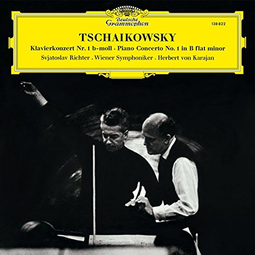Tchaikovsky: Piano Concerto No. 1 In B Flat Minor, Op. 23 [VINYL]