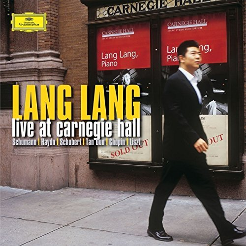Lang Lang: Live At Carnegie Hall [VINYL]