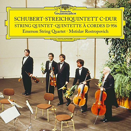 Schubert: String Quintet In C Major, D.956 [VINYL]