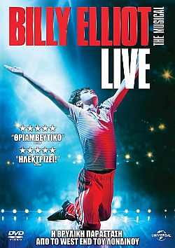 Billy Elliot the Musical Live (2014) [DVD]