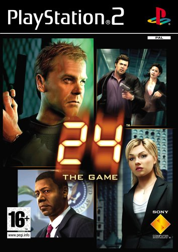 24 The Game [PS2]