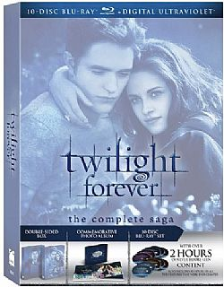 Twilight Forever: The Complete Saga [Blu-ray]