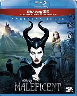 Maleficent [Blu-ray 3D]