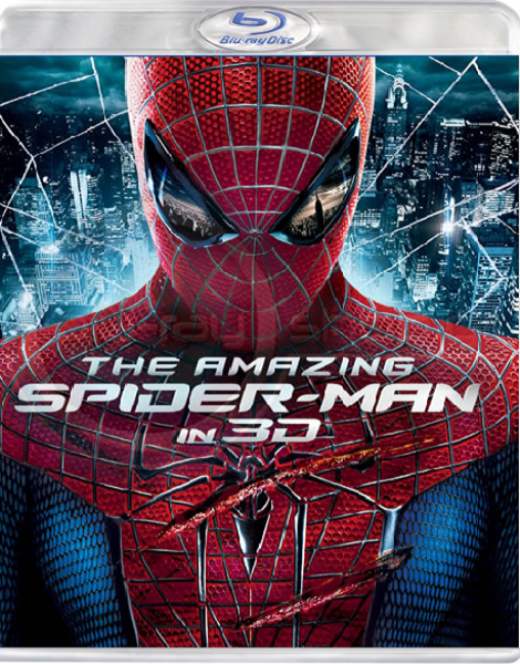 The Amazing Spider-Man [Blu-ray 3D]+[Blu-ray]