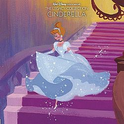 Walt Disney Records Legacy Collection Cinderella