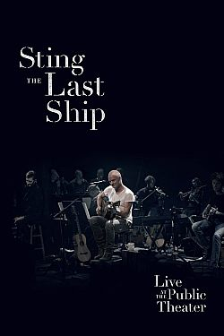 The Last Ship Live At The Public Theatre [Blu-ray] [2014]