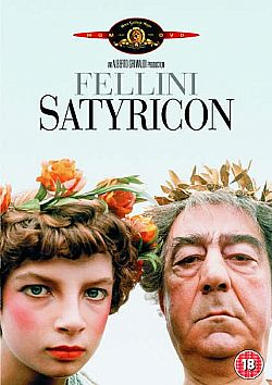Fellini - Satyricon (1969) [DVD]